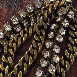 Rare Giles & Brothers 5 strand bracelet